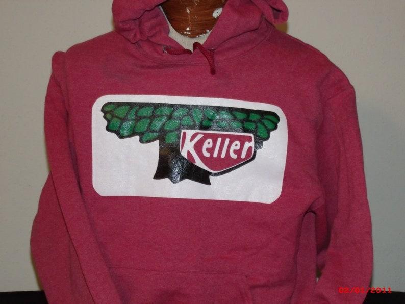 Keller Williams Hoodie-Keebler/Keller mash up lot image 0