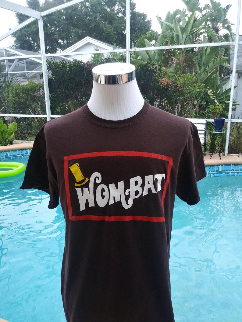 Phish Shirt-Wombat Shirt-Trey Anastasia Shirt-Page Side Rage image 0