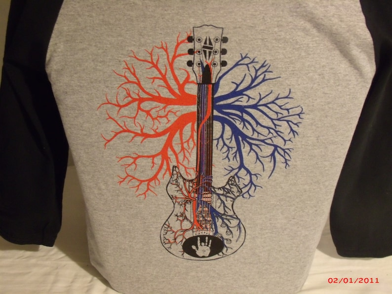 Grateful Dead Shirt-Warren Haynes Shirt-Govt. mule Shirt-Jerry image 0