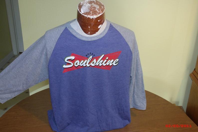 Allman Brothers Shirt-Soulshine Shirt-Govt Mule Shirt-Warren image 0