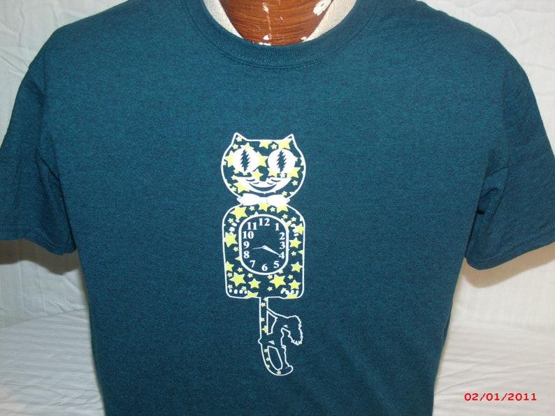 Jerry Garcia Shirt-Cats Under The Stars Shirt-JGB image 0