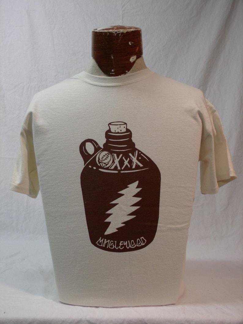 Shakedown shirt-Lot Shirt-New Minglewood Blues Shirt-Bob Weir image 0