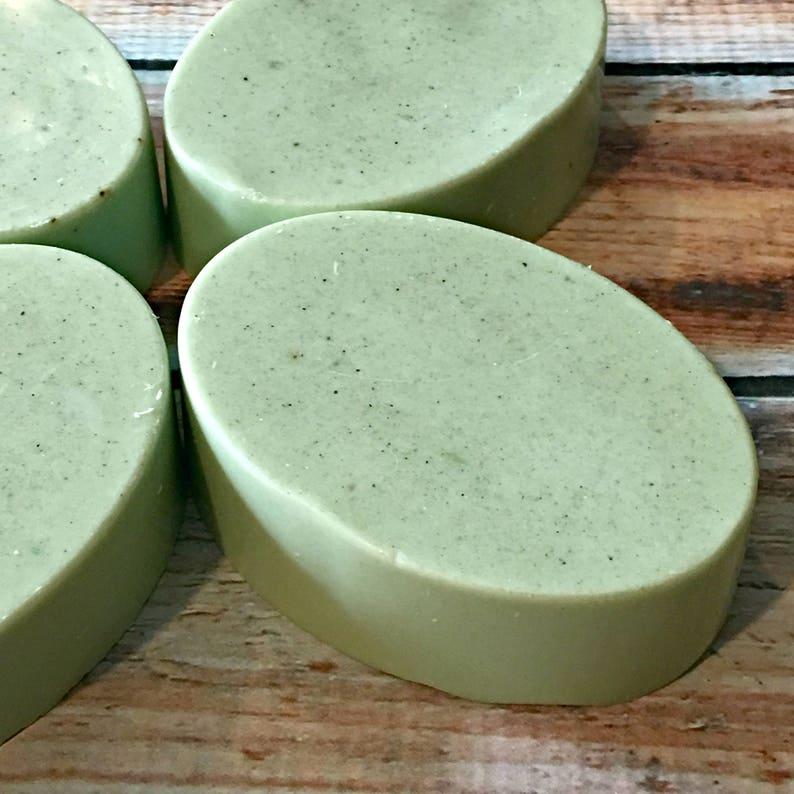 Eucalyptus Lime Soap  Simple Soap  Great Stocking Stuffers  image 0