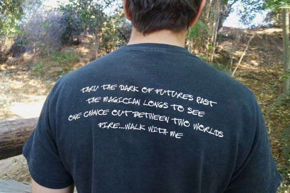 90s Vintage Twin Peaks t-Shirt - image 2