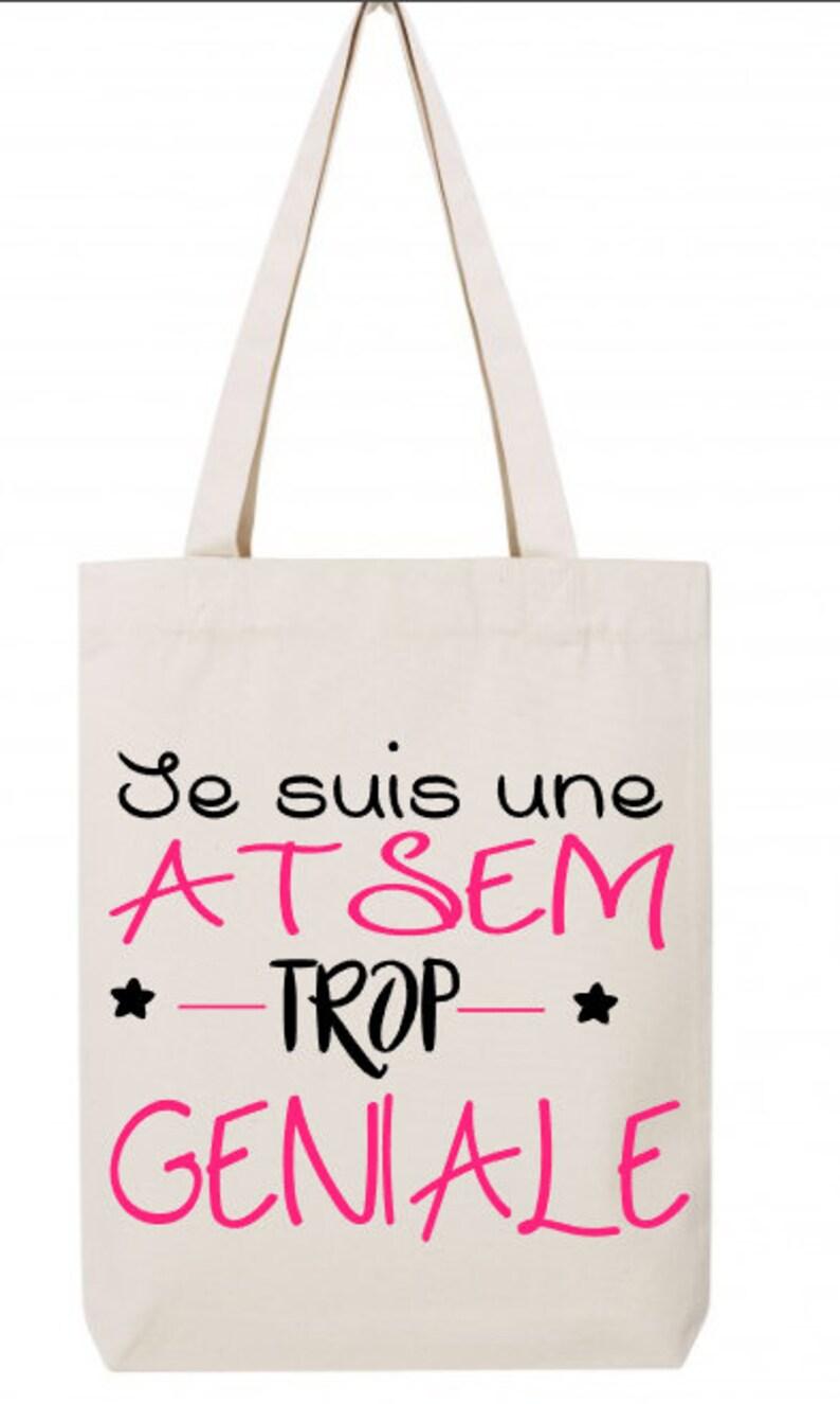 super Atsem Sac shopping tote bag