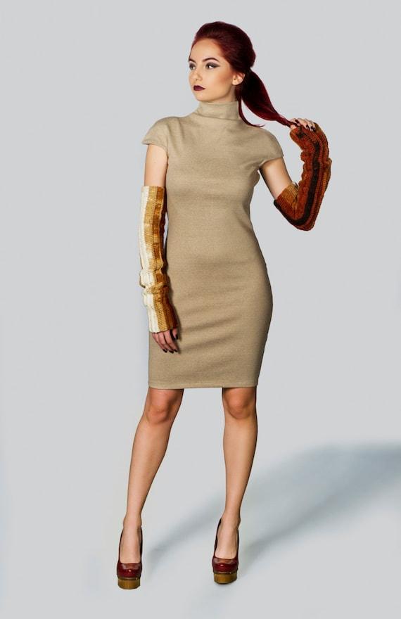 Schicke Alltagskleidung heiße Party-Kleid Designer-Kleid | Etsy