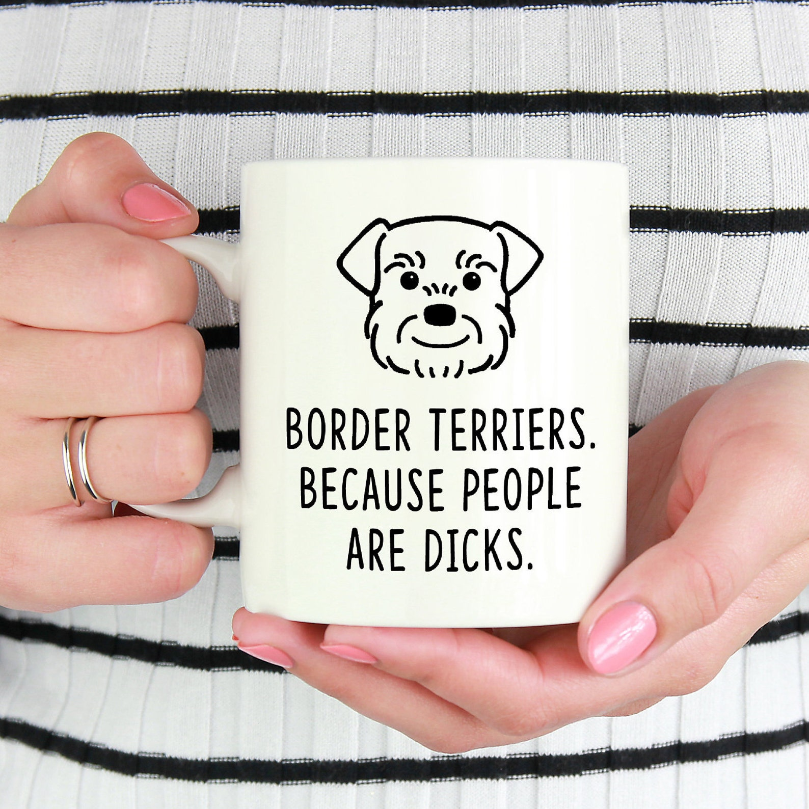 border terrier mug border terriers because people are
