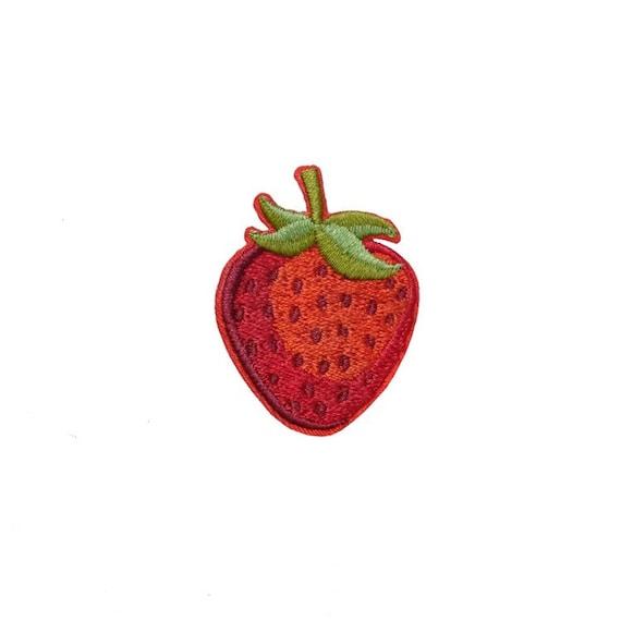 Accessories | strawberry patch iron on fruit badge cute diy | poshmark.