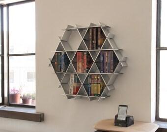 Floating Shelves Hanging Bookshelf Bookshelves Wall Shelf Bookcase Book Living Room Storage Small Shelving Unit