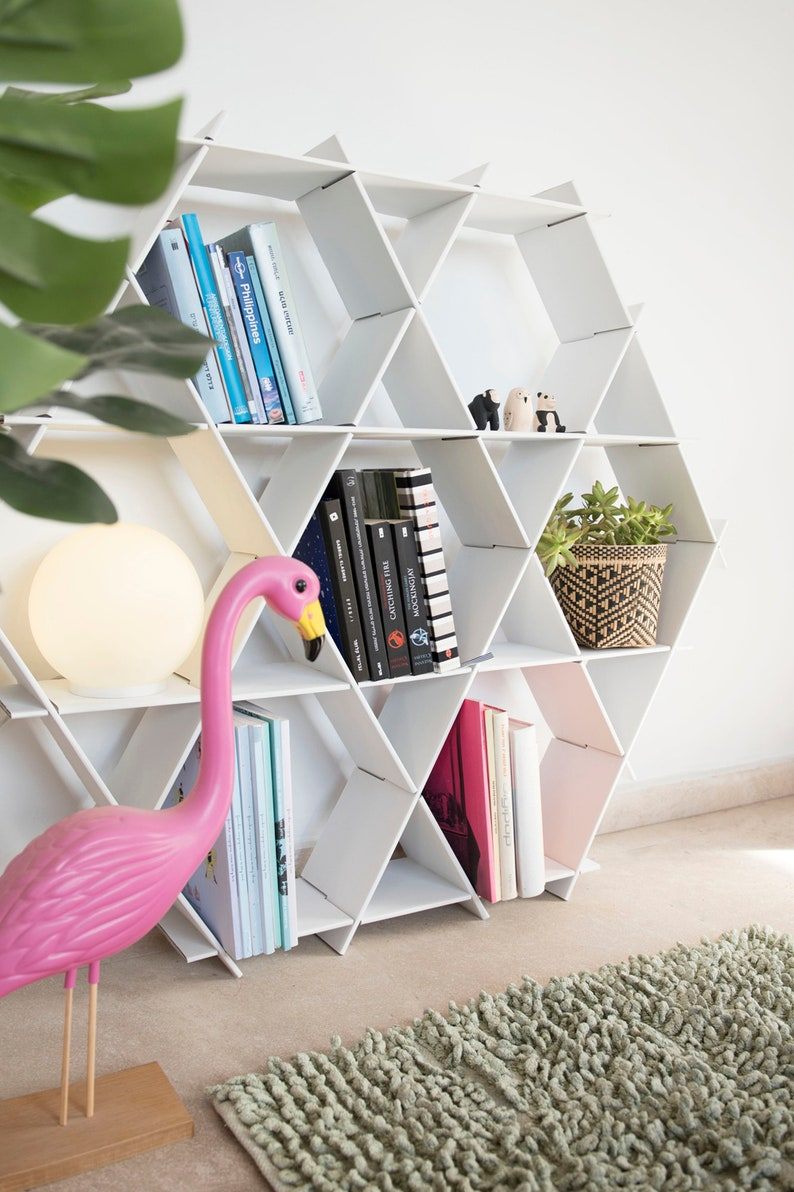 Desk Accessories & Organizer Magazine Organizer Responsible Magazine Holder Desktop Book Storage Rack Iron Triangular Bookshelf Organizing Shelf Bookcase New Magazine Organizer