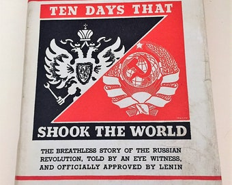 Ten Days that Shook the World Modern Library 1934