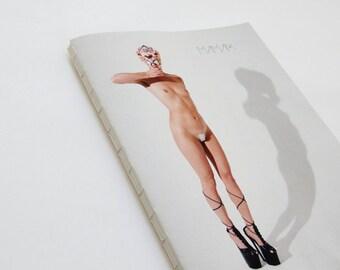 Mimik Magazine | The White Issue, art & fashion magazine