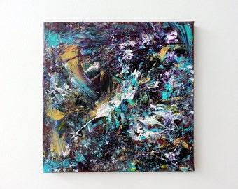 Galaxy 2, Original abstract painting, Abstract art, Abstract painting, Modern art,Abstract canvas art, Original painting.