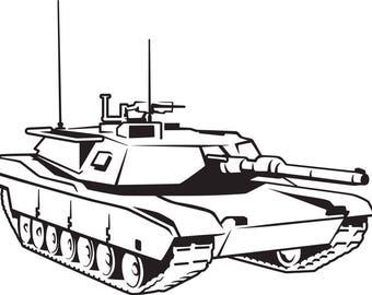 military tank etsy Guam Tattoos military tank svg