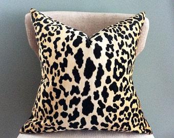 animal print pillow etsy