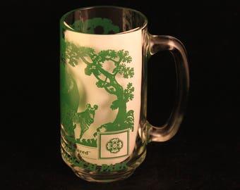 Vintage Central Florida Zoological Park Beer Mug!