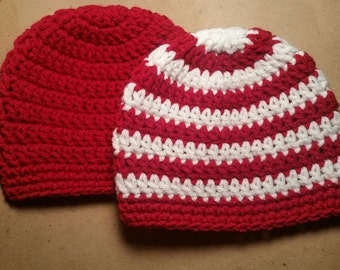 1e65123ea24 0-3 Month Matching Hat Set