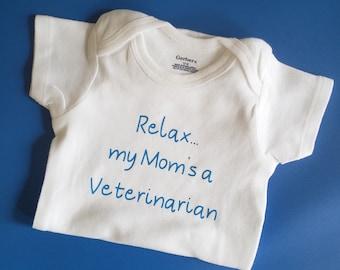 Veterinarian Baby Etsy