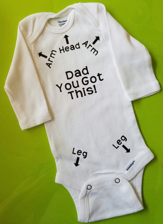 I already have more hair than my Daddy cute funny babygrow baby vest