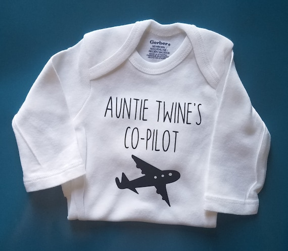 Little Co Pilot Baby Clothes, Pilot Aunt, Aviator, Air Force Baby, Airplane, Gender Neutral Baby Clothes, Pilot Baby Clothes, Co Pilot Baby