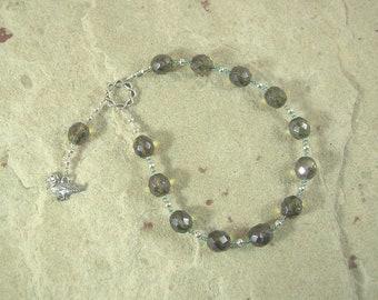 Geb Pocket Prayer Beads: Egyptian God of the Earth