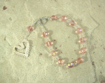 Himeros Pocket Prayer Beads: Greek God of Lust and Desire, Companion of Aphrodite, Eros and the Erotes