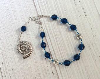 Manannan (Manannan mac Lir) Pocket Prayer Beads: Irish Celtic God of the Sea and the Otherworld