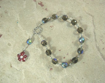 Morpheus Pocket Prayer Beads: Greek God of Dreams