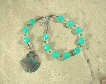 Ran Pocket Prayer Beads: Norse Goddess of the Sea