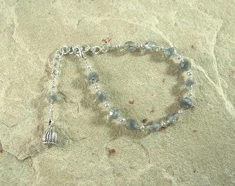 Morpheus Prayer Bead Bracelet: Greek God of Dreams