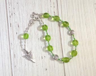 Lugh Pocket Prayer Beads: Irish Celtic God of All Arts and Skills