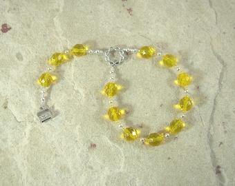 Fulla Pocket Prayer Beads: Norse Goddess, Companion of Frigga