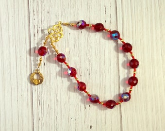 Eros Pocket Prayer Beads: Greek God of Love, Lust, and Passion