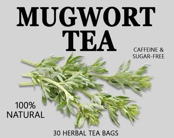 Mugwort tea | Etsy