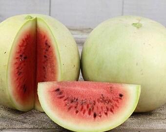 Fruit Red Green Watermelon  Sheet Set  with Spoonflower Fabrics Fruit Sheet Set Ants Love Watermelon by jillbyers