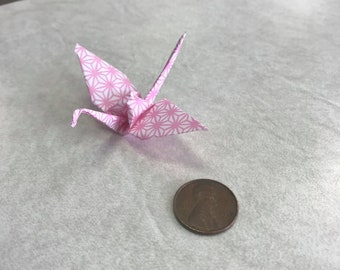1000 Rainbow Origami Paper Cranes (Free shipping!)