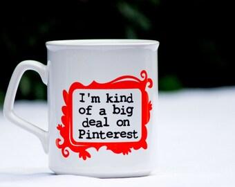 Big Deal On Pinterest
