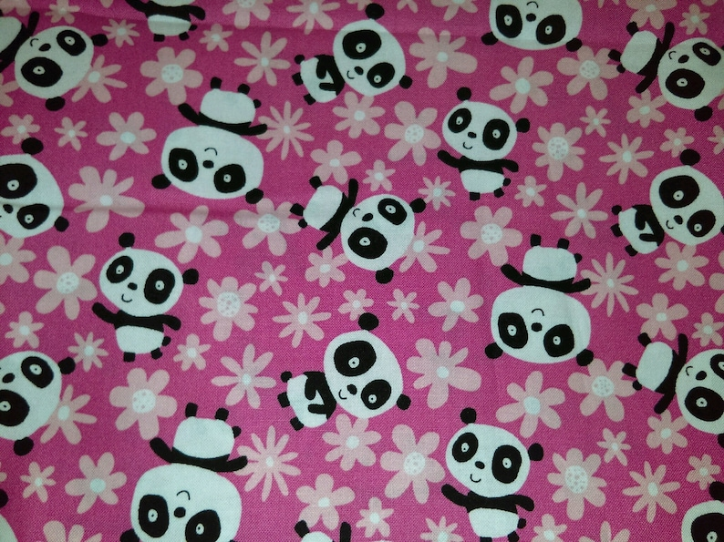 3ca6fca3871 FREE Shipping Adorable Panda scrub top made to order xs to xl | Etsy