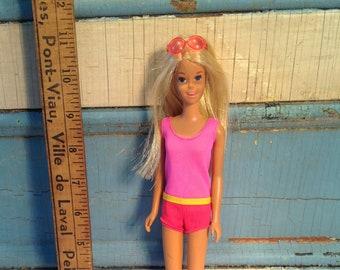 Vintage Barbie Malibu Francie 1971