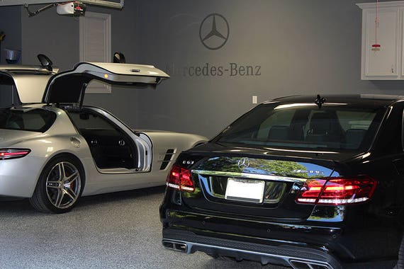 Mercedes Racing AMG Pre merger Combo Signs Amazing !!!!!