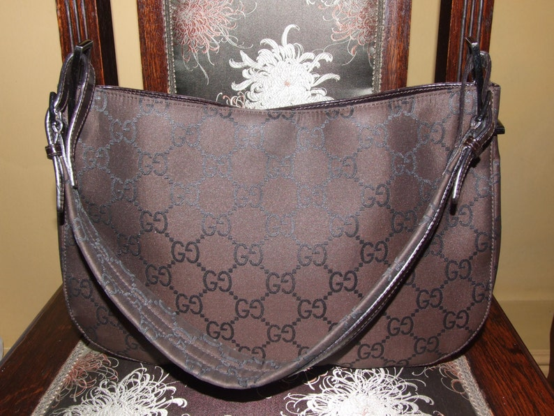 Autentico borsa Hobo GUCCI Hadbag GUCCI Made in Italy  bed4d890cabb