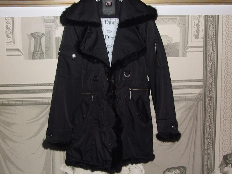5a3f52969e9 CD CHRISTIAN DIOR Paris Vintage veste   Christian Dior veste