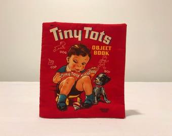 New Fabric Book TINY TOTS