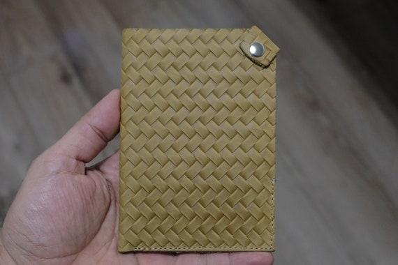 Engraved Passport Holder, Minimalist Personalized Passport Cover, Anniversary Gift, Custom Travel Wallet, Passport Wallet Sleve