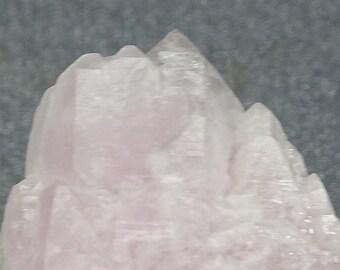 Large Rose Quartz crystal, Brazil  - Mineral Specimen for Sale