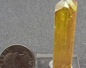 Sunset Aura Danburite, Crystal for Sale