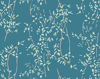 Art Gallery Fabrics - Bountiful - Vine Umbra - Sharon Holland Designs - Fabric By the Half Yard