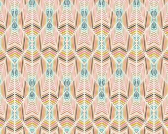 Pat Bravo - Indie Bohème - Eternal Serenity Rose - Art Gallery Fabrics - Fabric By the Half Yard