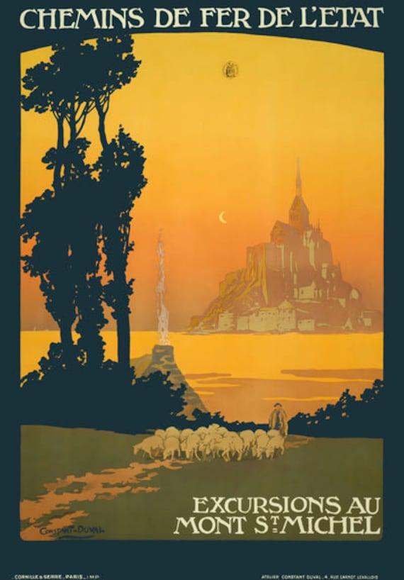 1930/'s Casablanca Morocco Tourism  Poster  A3 Reprint