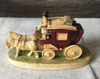 "Sebastian figurine ""Stagecoach"